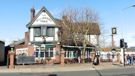 The Mulberry Tree Pub closed last year. Picture: ARCHANT