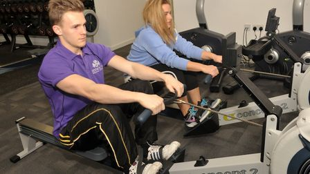 The Profiles gym at Ipswich Waterfront is one of the five run by the borough council, which could se
