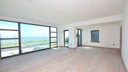 Property of the week - Sea scape Cliff Road Picture: FENNWRIGHT
