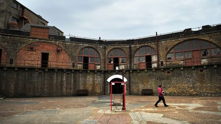 Landguard Fort, Felixstowe, is one of the areas it is hoped will benefit from future lottery funding