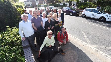 Members of the Rivers Action Group have raised concerns over the Upper Orwell CRossings plan and the