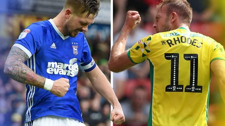 Ipswich Town host Norwich City in the East Anglian Derby this Sunday. Fans are being encouraged to a