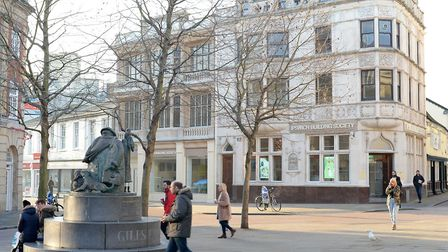 Mutual House in Ipswich will be open during the Heritage Open Days. Picture: WARREN PAGE