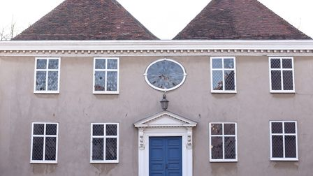 The Unitarian Meeting House. Picture: SARAH LUCY BROWN