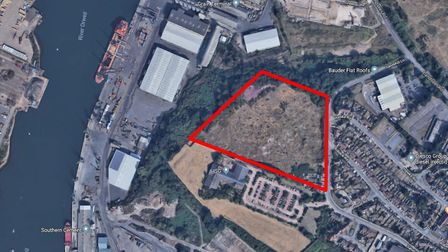 Proposed site for Sandyhill Lane Picture: GOOGLE MAPS