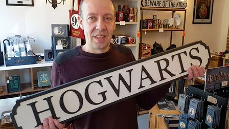 The shop has recieved rave reviews says Robert Manning Picture: NEIL PERRY