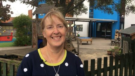 Headteacher Karen Mills was inspired after a holiday with other teachers to Australia showed them ho