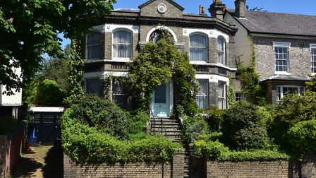 8 Anglesea Road which is currently for sale in Ipswich Picture: FENNWRIGHT