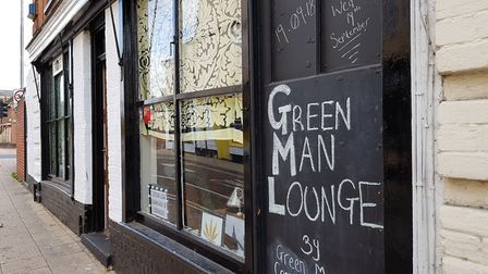 Greenman - Cannabis Lounge opened in Ipswich