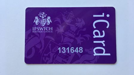 Youngsters in Ipswich were given a free iCard for the duration of the six week summer holidays Pictu