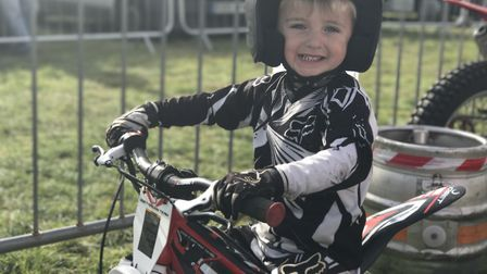 Copdock Motorcycle Show in Trinity Park in Ipswich Picture: Victoria Pertusa