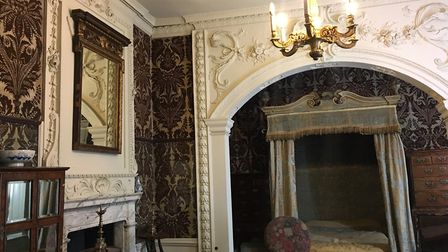 Do you think Christchurch mansion is haunted? Picture: MEGAN ALDOUS