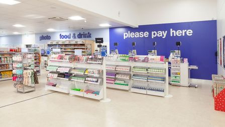 Boots bosses say the store has a customer base of more than 65,000 people Picture: IAN WILSON/BOOTS
