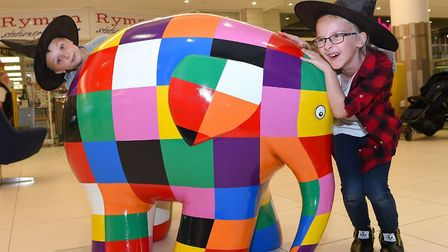 Spooktacular festivities in store at Sailmakers with Elmer Picture: WARREN PAGE/PAGEPIX LTD