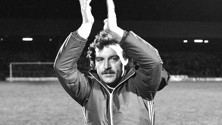 Kevin Beattie sadly died on September 16, aged 64. Picture: ARCHANT
