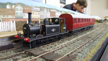 The Ipswich Railway Modellers' Association is holding its exhibition at Rushmere Hall School on Satu