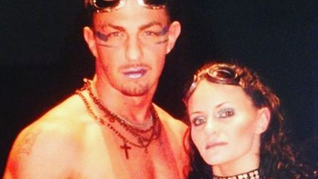 Robin Windsor in his earlier days Picture: CONTRIBUTED