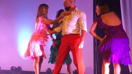 Robin Windsor Picture: STRICTLY THEATRE CO