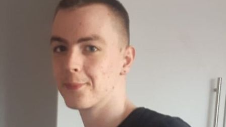 Joe Pooley, from Ipswich, who was found in the River Gipping Picture: Suffolk police