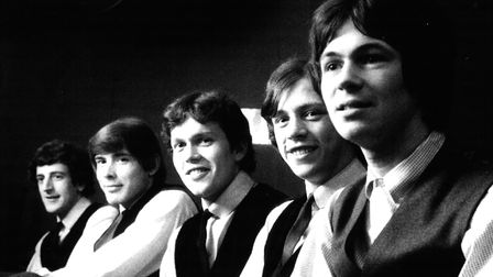 Nick and the Nomads were formed in 1962 and were together for around two years. They had a large fan
