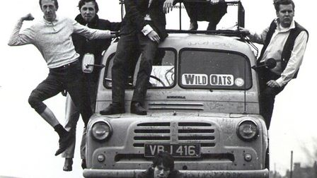 The Wild Oats formed in 1961 as the Rebels and changed their name in 1963 and split up in 1967. The
