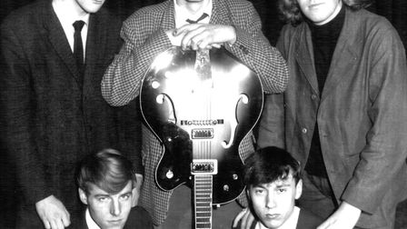 The Nite Sect played all the large venues locally during 1965 and 66. This line up was Sem Seabour