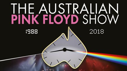 The Australian Pink Floyd Show is celebrating 30 years on the road. Picture: CONTRIBUTED