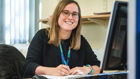 Breanne Cook. Picture: NORFOLK AND SUFFOLK FOUNDATION TRUST (NSFT)