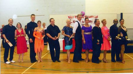 The Lait Dance Club will have experienced and social dancers strutting their stuff for the evening.