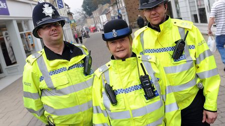 Councillors in Felixstowe have agreed to pay for a PCSO for the town Picture: PHIL MORLEY