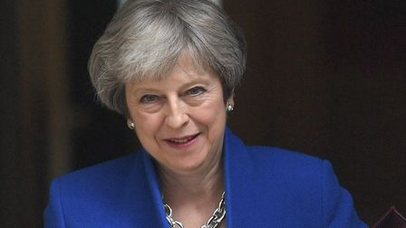 Prime Minister Theresa May was recorded tellling Goldman Sach bankers of her worries about Brexit