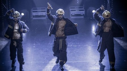 The Dreamboys on tour. Picture: THE DREAMBOYS/SCHEVERST PHOTOGRAPHY
