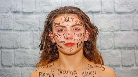 Roma Nicholson was abused by bullies verbally and physically for more than two years. Picture: CHRIS