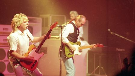 Residents complained about noisy music - including Status Quo tracks. File picture; ARCHANT