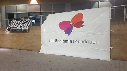 The Benjamin Foundation works with young people who have becoe homeless. Picture: WILL JEFFORD