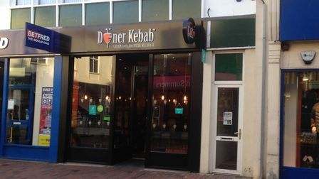German Doner Kebab has moved into the former Granite store Picture: JUDY RIMMER