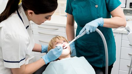 More than 60,000 Suffolk children have not seen a dentist in the last 12 months, NHS figures reveal