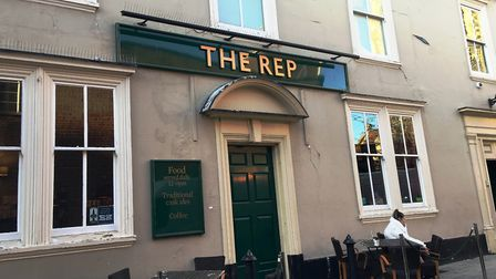 The Rep pub is owned by Ipswich Council. Picture: SUZANNE DAY