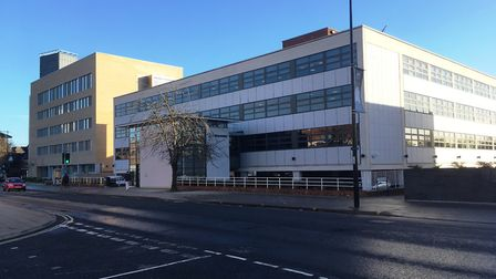 Ipswich council owns Curtis Banks in Princes Street while Ipswich Borough Assets, owned by the counc