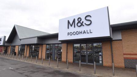Ipswich council now owns the Marks and Spencer foodhall at Martlesham. Picture: GREGG BROWN