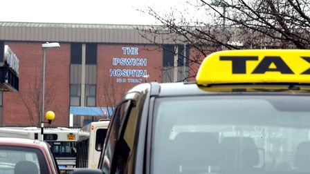 Taxi drivers in Ipswich will have to abide by a new dress code Picture: ANDY ABBOTT