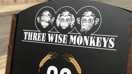 The new Three Wise Monkeys in Ipswich will serve American BBQ style food. Picture: NEIL PERRY