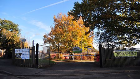 Morland Primary School where parents were told to send their children back to school 24 hours after