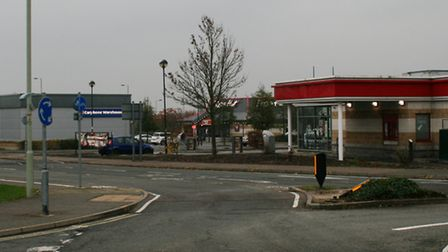 Anglia Retail Park off Bury Road has had a new lease of life since B&Q departed. Picture: PAUL GEATER