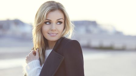 Katherine Jenkins new album 'Guiding Light' is out now, she will also be touring the new album in Ap