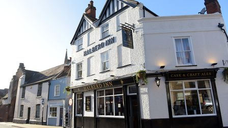 Former pub McGinty's has been taken on and totally refurbished by Punch Taverns Picture: SARAH LUC