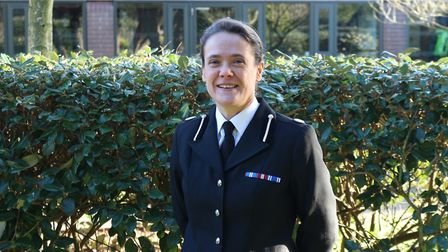 Assistant Chief Constable of Suffolk Constabulary, Rachel Kearton Picture: SUFFOLK CONSTABULARY