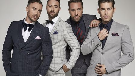 The Overtones Credit: Supplied by Republic Media