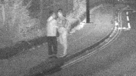 Officers would like to trace these two individuals as they may be able to assist with their enquirie