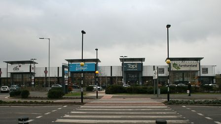 Futura Park with Waitrose and John Lewis as well as other retail warehouses has been a big success i